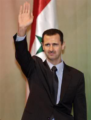 Syria's great president