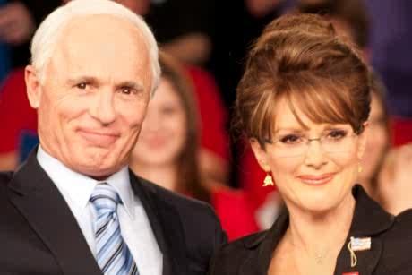Palin brought McCain down