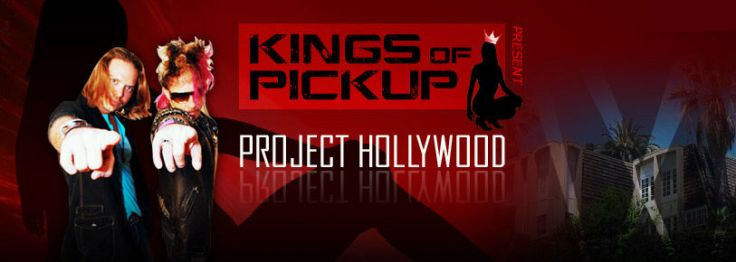 Speer & VK Vince Kelvin of Project Hollywood and Project Miami kings of Pick-Up
