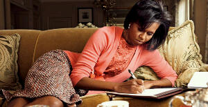 Sexy 49-year olf Michelle Obama