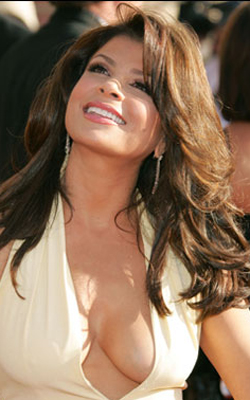 Sexy Paula Abdul, 50 years old