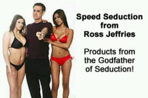 Ross Jeffries, active PUA Seduction coach