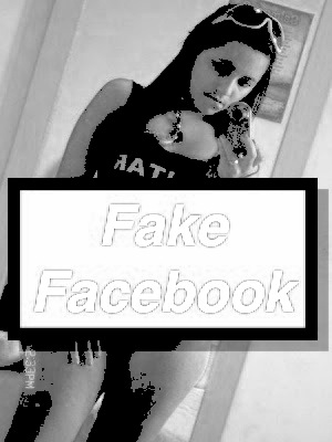 Fake Facebook chick