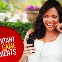 Best Text Game Tips Compiled From Around The Seduction Community For Texting Girls In Order To Hook Up