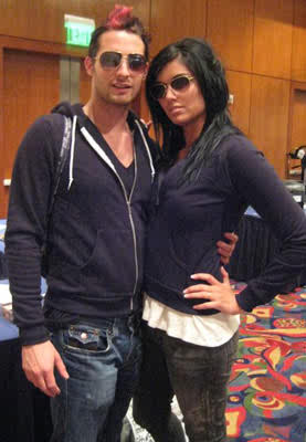 AFC Adam & his wife Amanda (both PUA-coaches)