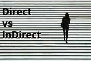 Direct approach pua