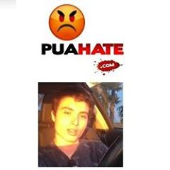 Elliot Rodger's PUA-Hate profile