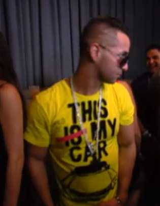 Mike The Situation: labeled a sleazy douche by many...yet my favorite Jersey Shore character