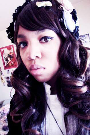 My crazy Lolita Anime-loving cousin