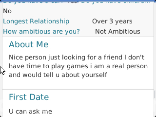 Tell Me About Yourself Answers Hookup