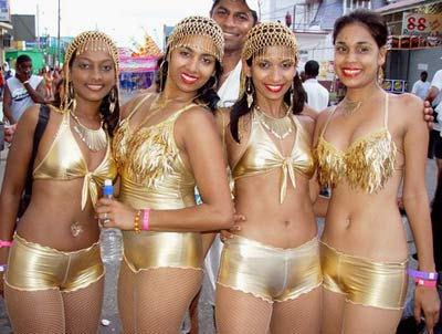 East Indians Across the Caribbean