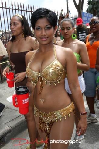 Carnival across the islands