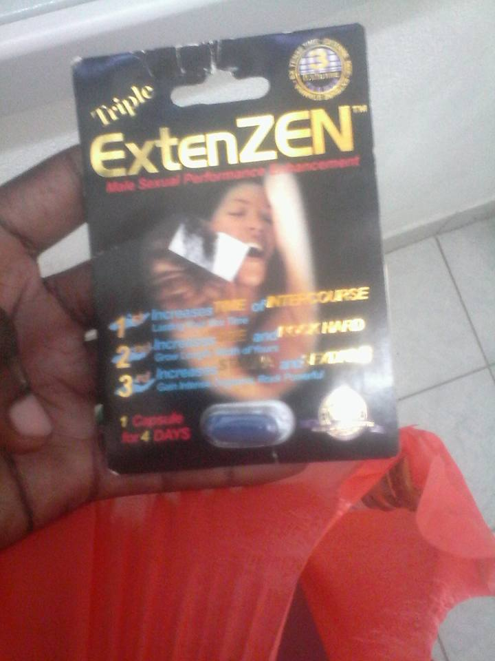 Extenze Male Enhancement 5 Day Supply