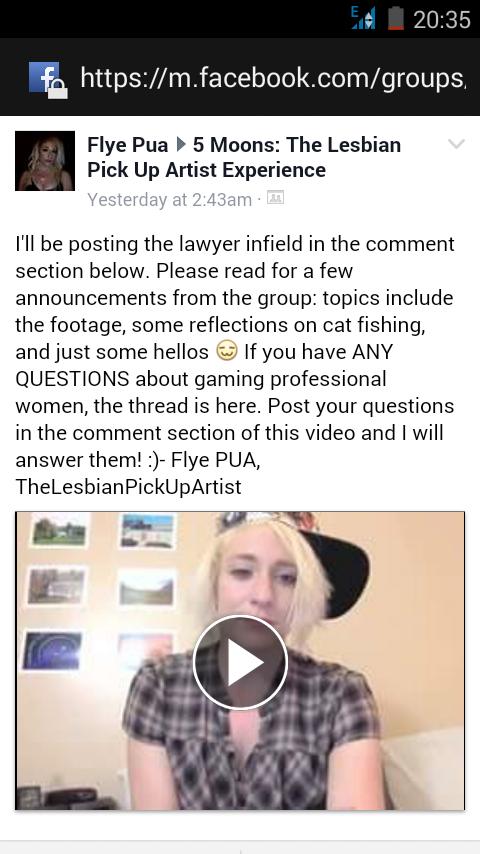 Lesbian pua