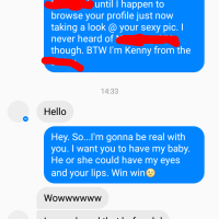 """Lead And She'll Follow: How To """"EASILY"""" Pick Up Random Hot Girl On Facebook [PUA text-by-text breakdown]"""