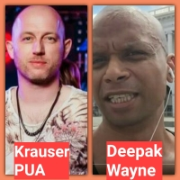 Nick Krauser PUA [London Day-Game Model] Vs Deepak Wayne [Justin Wayne Dating Company]...The War