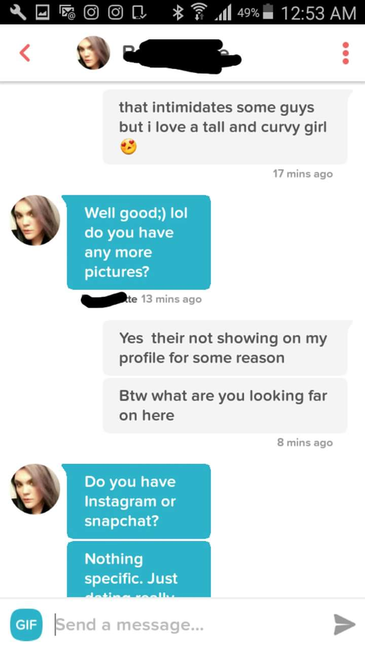 online dating site tricks